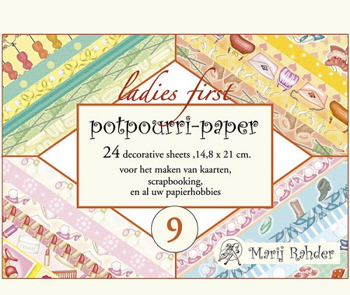 Potpourri paper 9 - Ladies First