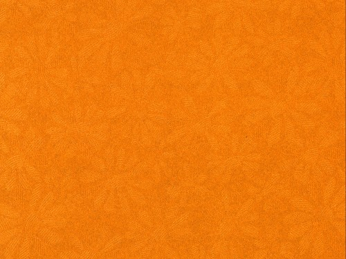 A4 Embossed metallic oranje - madelief