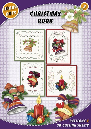 Hobbydots 2 - Christmas Book