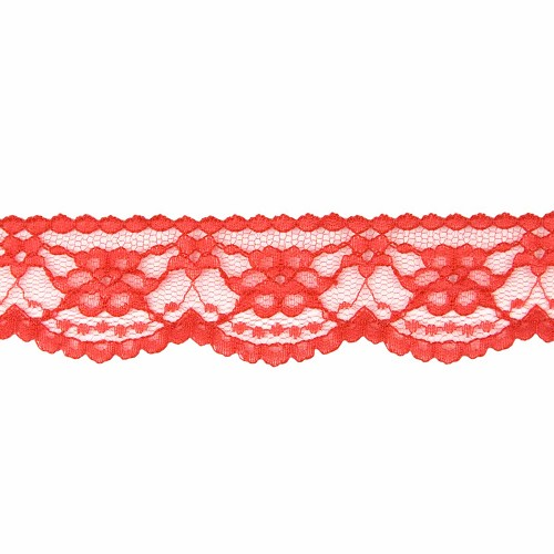 mgar - ribbon (red lace)