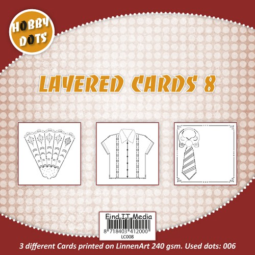 Layered Cards 8