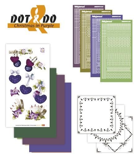 Dot & Do 16 - Christmas in Purple