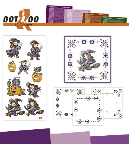 Dot & Do 20 - Halloween