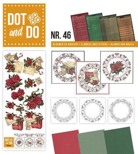 Dot & Do 46 - Bloemen & Brieven