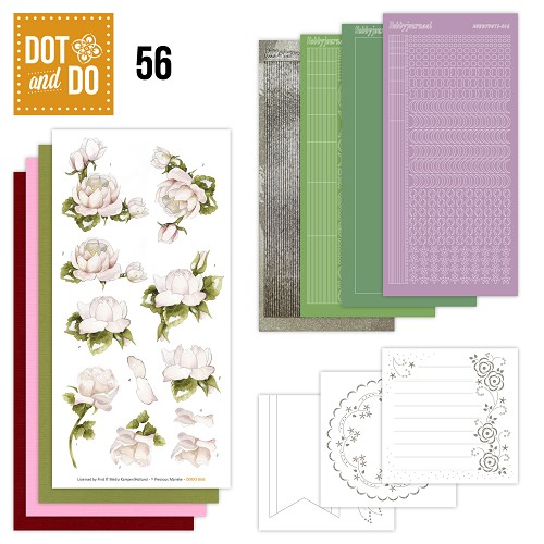 Dot & Do 56 - Rozen