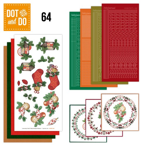 Dot and Do 64 - Christmas