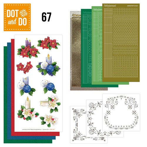 Dot and Do 67 - Christmas Candles