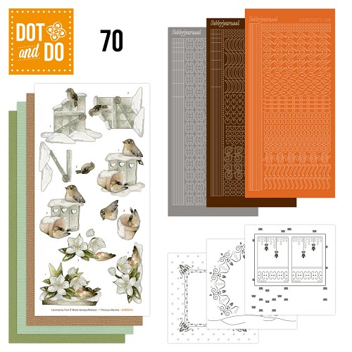 Dot and Do 70 - Snow Animals