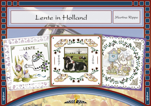 Hobbydols 169 - Lente in Holland