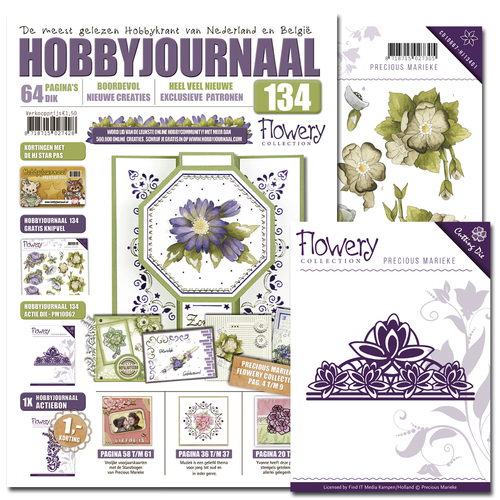 Hobbyjournaal 134 - SET PM10062