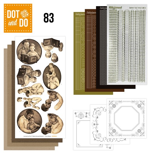 Dot and Do 83 - Amy Design - Vaderdag