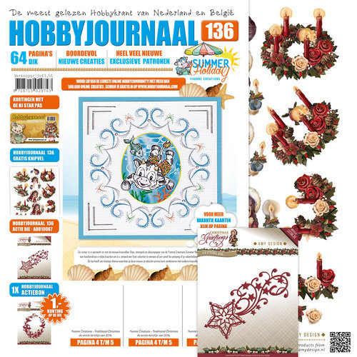 Hobbyjournaal 136 - SET ADD10067