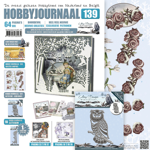 Hobbyjournaal 139 - SET ADD10083