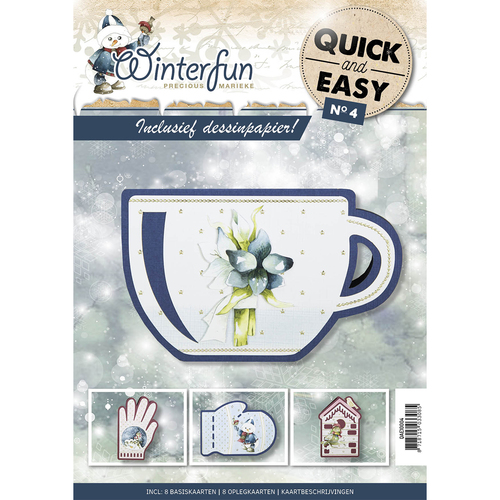 Quick and Easy 4 - Winterfun compleet