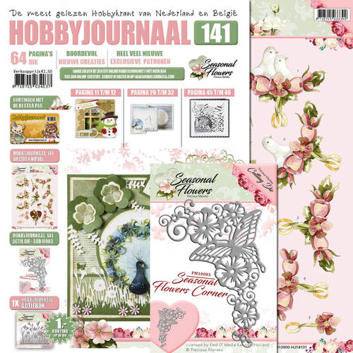 Hobbyjournaal 141 - SET PM10085