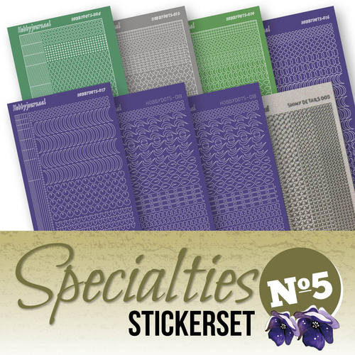 Stickerset Specialties 5