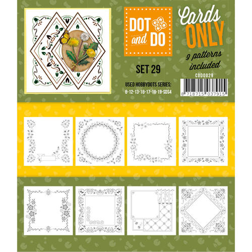 Dot & Do - Cards Only - Set 29
