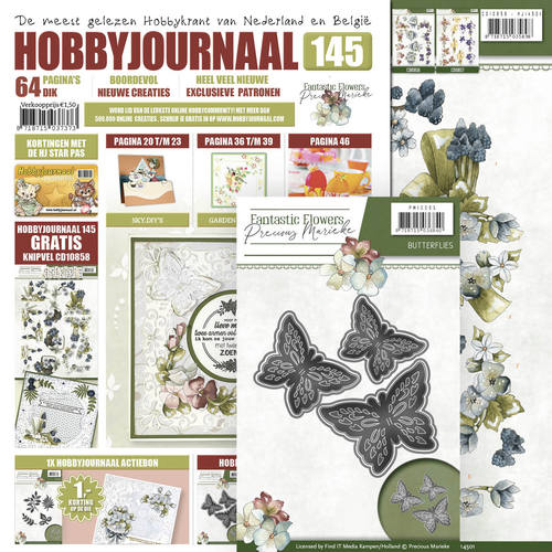 Hobbyjournaal 145 - SET PM10095
