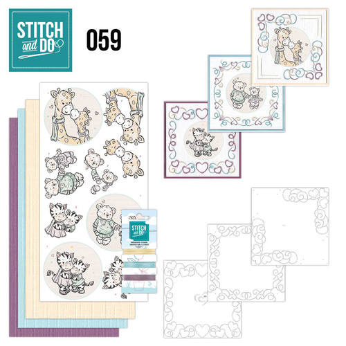 Stitch and Do 59 - I love you