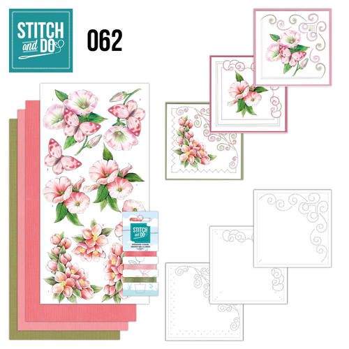 Stitch and Do 62 - Condoleance