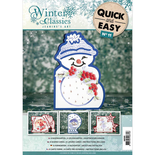 Quick and Easy 011 - Jeanine's Art Winter Classics