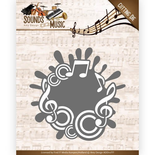 Dies - Amy Design - Sounds of Music - Music Label