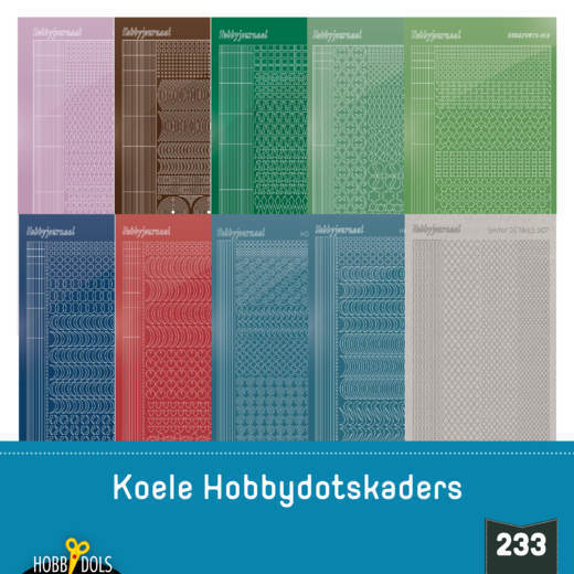 Stickerset Hobbydols 233