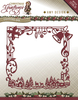 Die - Amy Design - Vintage Christmas Collection Die - Plaque Frame